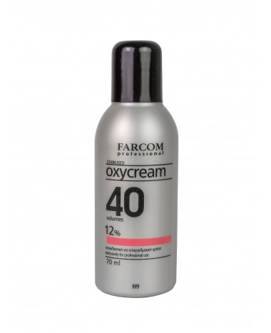 FARCOM OXYCREAM 40 VOL 70 ML