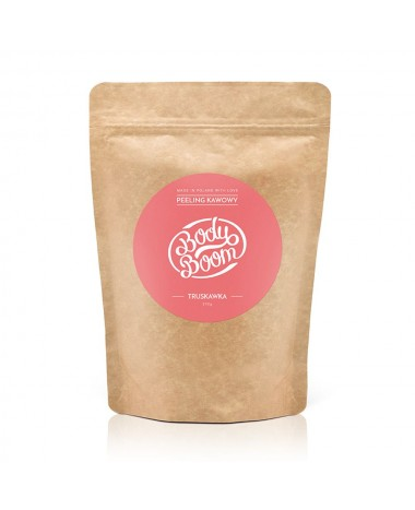 BODY BOOM COFFEE SCRUB STRAWBERRY 30G