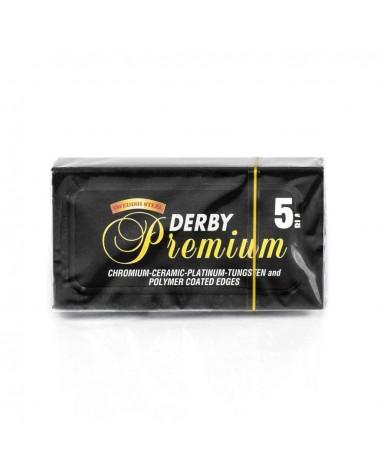DERBY PREMIUM PACK 5 BLADES