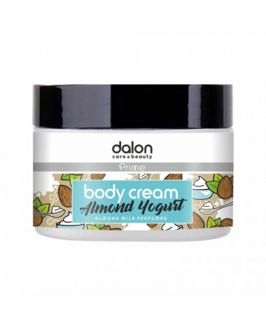 DALON BODY CREAM ALMOND-YOGURT 500ML