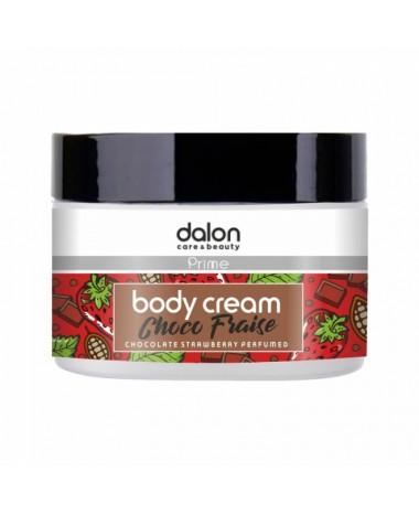 DALON BODY CREAM CHOCO FRAISE 500ML