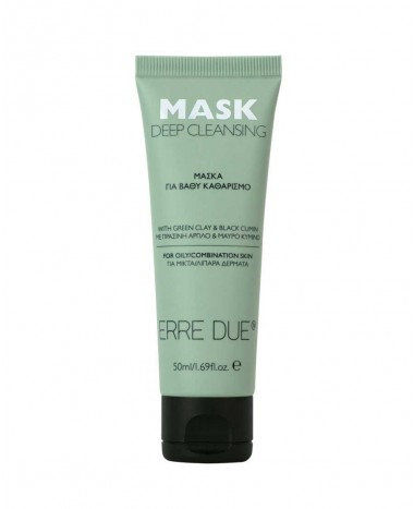 ERRE DUE DEEP CLEANSING MASK 50ml