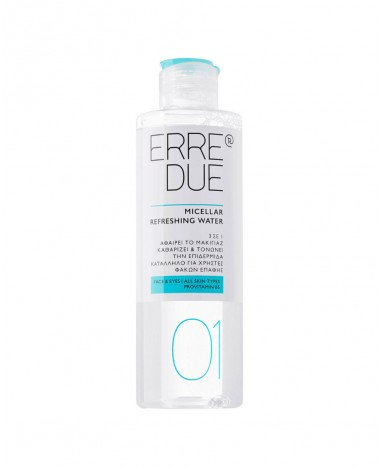 ERRE DUE MICELLAR REFRESHING WATER 200ml