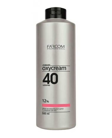 FARCOM OXYCREAM 40 VOL 500 ML