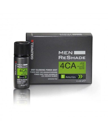 Goldwell Men Reshade Power Shot 4CA Brow...