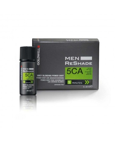 Goldwell Men Reshade Power Shot 5CA Ligh...