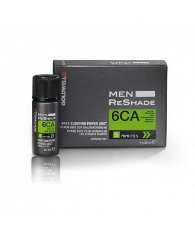 Goldwell Men Reshade Power Shot 6CA Blon...