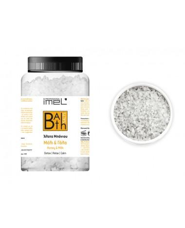IMEL BATH SALTS HONEY & MILK 1200G
