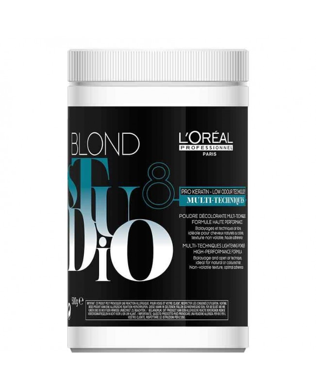 L'Oreal Professionnel Blond Studio Multi Techniques Lightening Powder 500gr