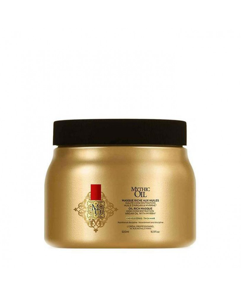 Loreal Professionnel Mythic Oil Masque Thick Hair 500ml  7c7e3c40f90