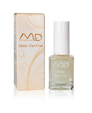 MD PROFESSIONNEL MATTE TOP COAT 12ML