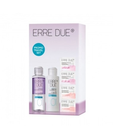 ERRE DUE PROMO TRAVEL SET PURPLE