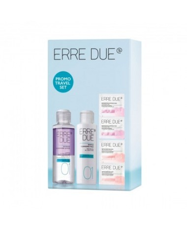 ERRE DUE PROMO TRAVEL SET BLUE