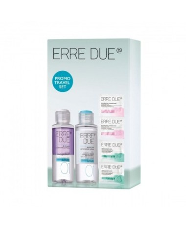 ERRE DUE PROMO TRAVEL SET GREEN