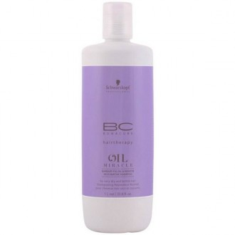 Schwarzkopf Professional BC Oil Miracle Barbary Fig Oil Shampoo 1000ml  d18ce3b75c0