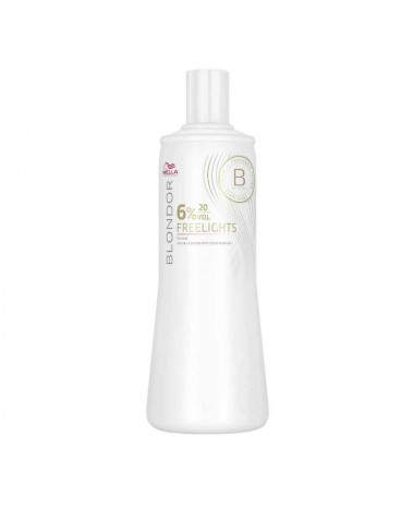 Wella Oxydant Freelights 6%, 20vol 1000m...