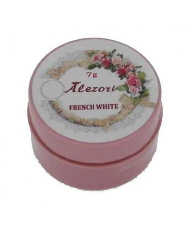 ALEZORI GEL FRENCH WHITE. 7g