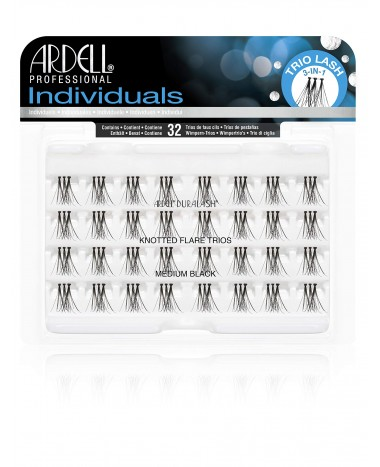 ARDELL INDIVIDUALS LASHES FLARE TRIOS me...