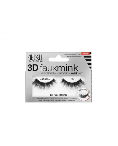 ardell 3D Faux Mink lashes 852