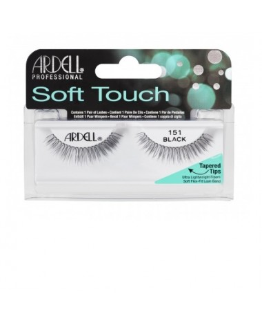 ardell soft touch lashes black 151