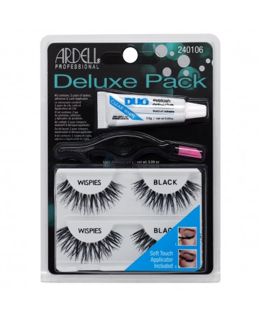ardell deluxe pack lashes wispies