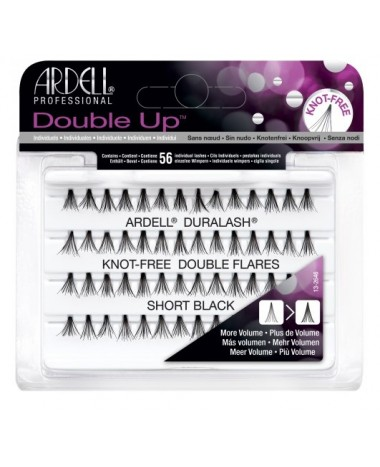 ardell double up individuals lashes shor...
