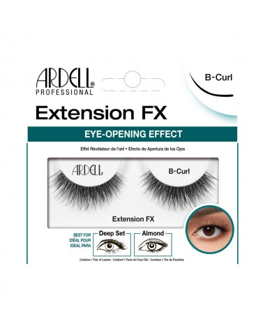 ARDELL EXTENSION FX LASHES B-CURL
