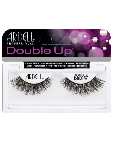 ARDELL DOUBLE UP LASHES double demi wisp...
