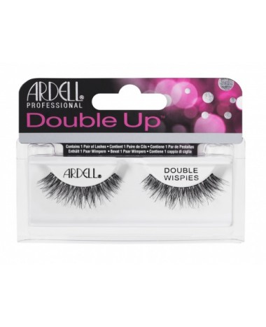 ARDELL DOUBLE UP LASHES DOUBLE WISPIES