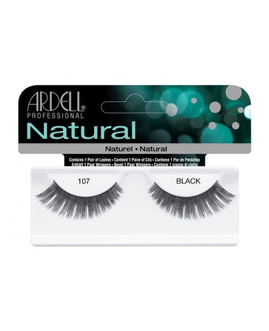 ardell natural lashes 107
