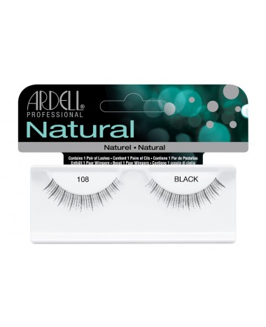 ardell natural lashes 108