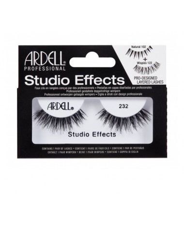 ardell studio effects lashes 232