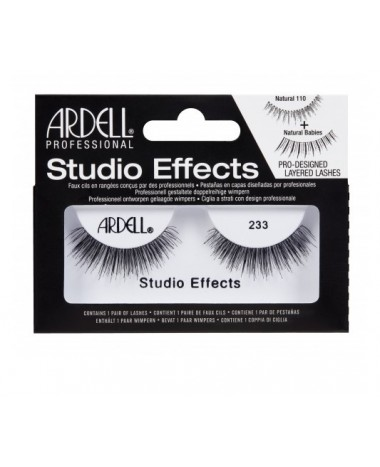 ardell studio effects lashes 233