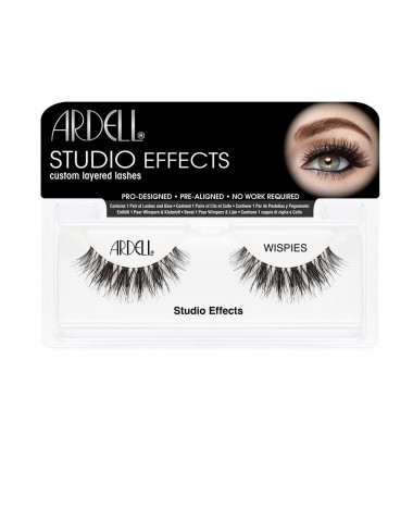 ardell studio effects lashes wispies