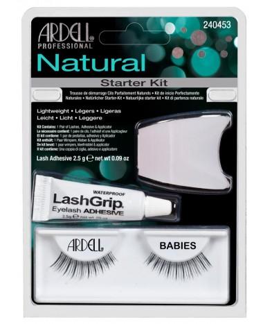 ardell natural lashes babies starter kit