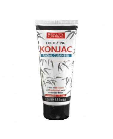 Beauty Formulas Exfoliating Konjac Facia...