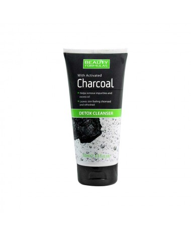 BEAUTY FORMULAS DETOX FACIAL CLEANSER WI...