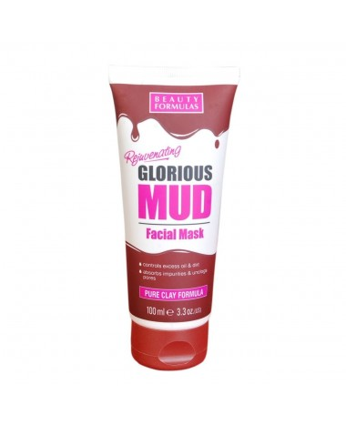 Beauty Formulas Glorious Mud Facial Mask...