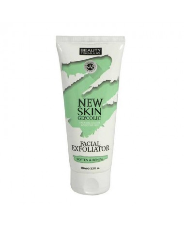 Beauty Formulas New Skin Glycolic Facial...