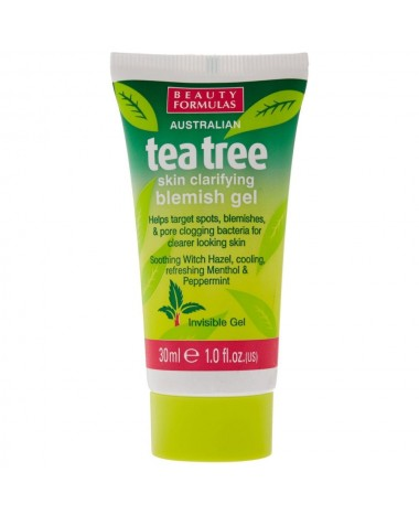 BEAUTY FORMULAS TEA TREE SKIN CLARIFYING...
