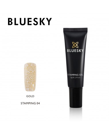 BLUESKY STAMPING GOLD 04 8G