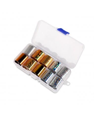 BLUESKY FOIL BOX 01 10PCS