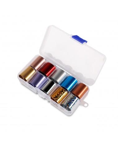BLUESKY FOIL BOX 02 10PCS