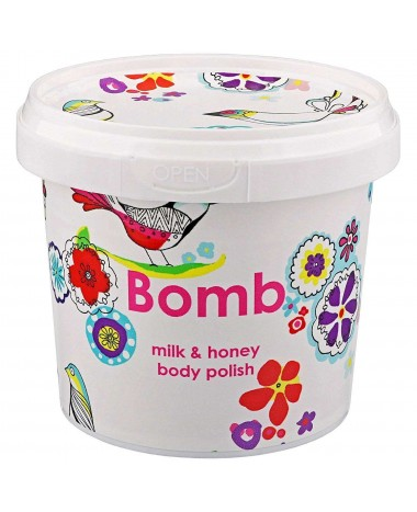 Bomb Cosmetics Milk & Honey Body Pol...