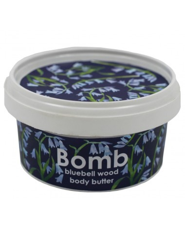 BOMB COSMETICS BODY BUTTER BLUEBELL WOOD...