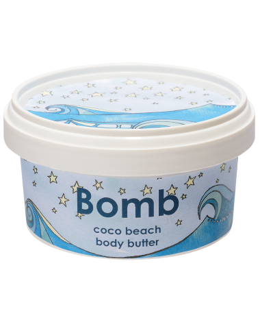 BOMB COSMETICS BODY BUTTER COCO BEACH 20...