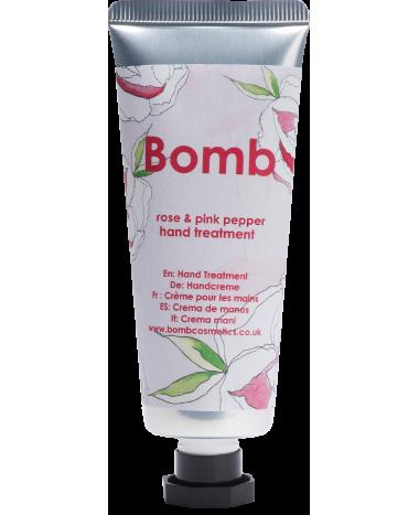 BOMB COSMETICS ROSE & PINK PEPPER HA...