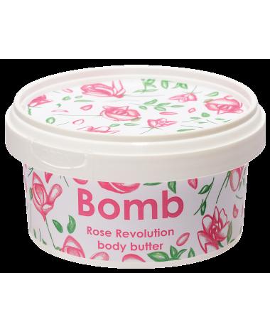 BOMB COSMETICS BODY BUTTER ROSE REVOLUTI...