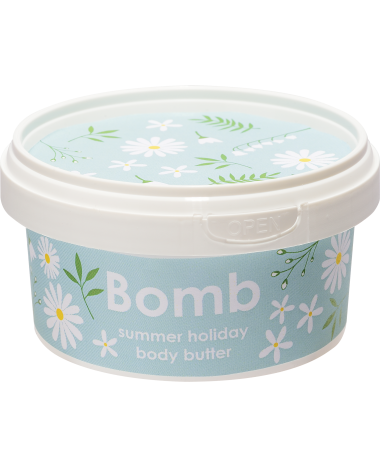 BOMB COSMETICS BODY BUTTER SUMMER HOLIDA...