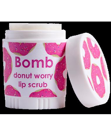 BOMB COSMETICS LIP SCRUB DONUT WORRY 4.5...